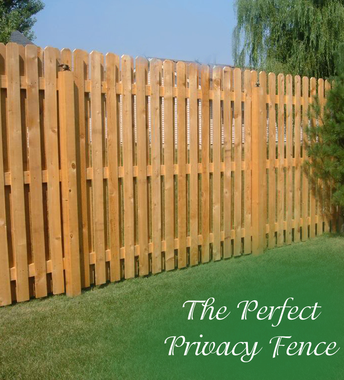 Lalan How To Build Wood Privacy Fence