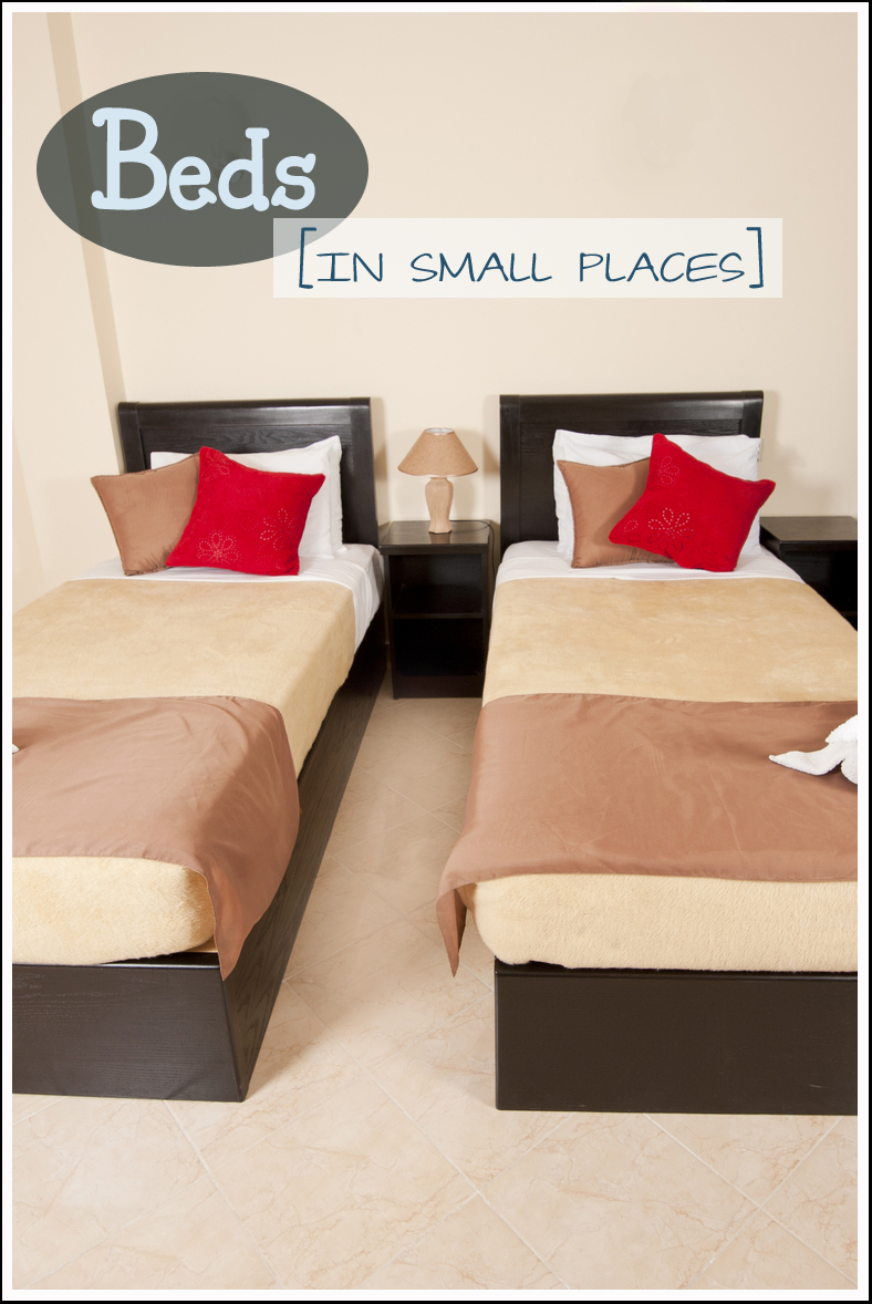 Beds In Small Places