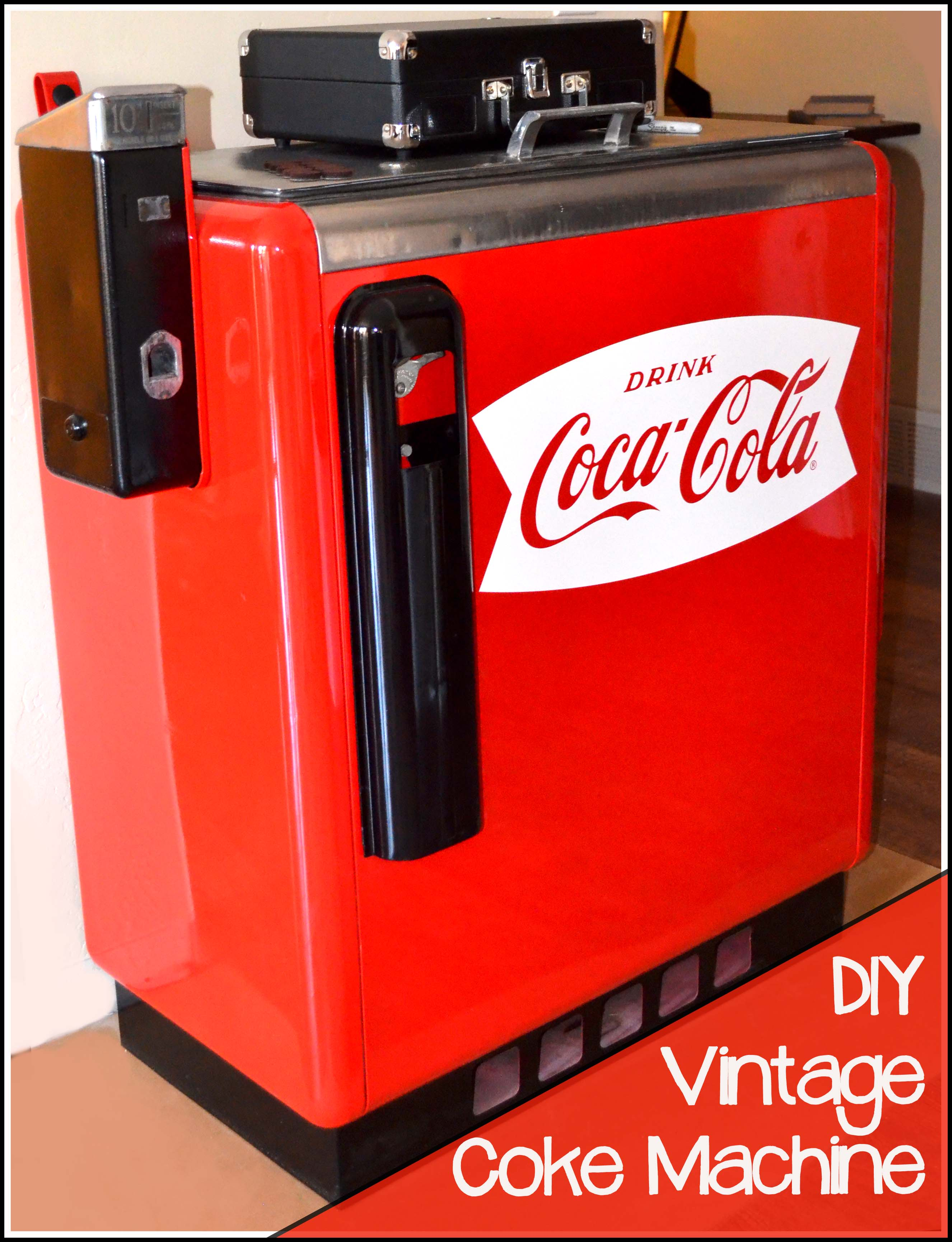 home coke machine